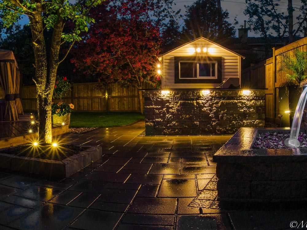 Orleans Landscape Lighting
