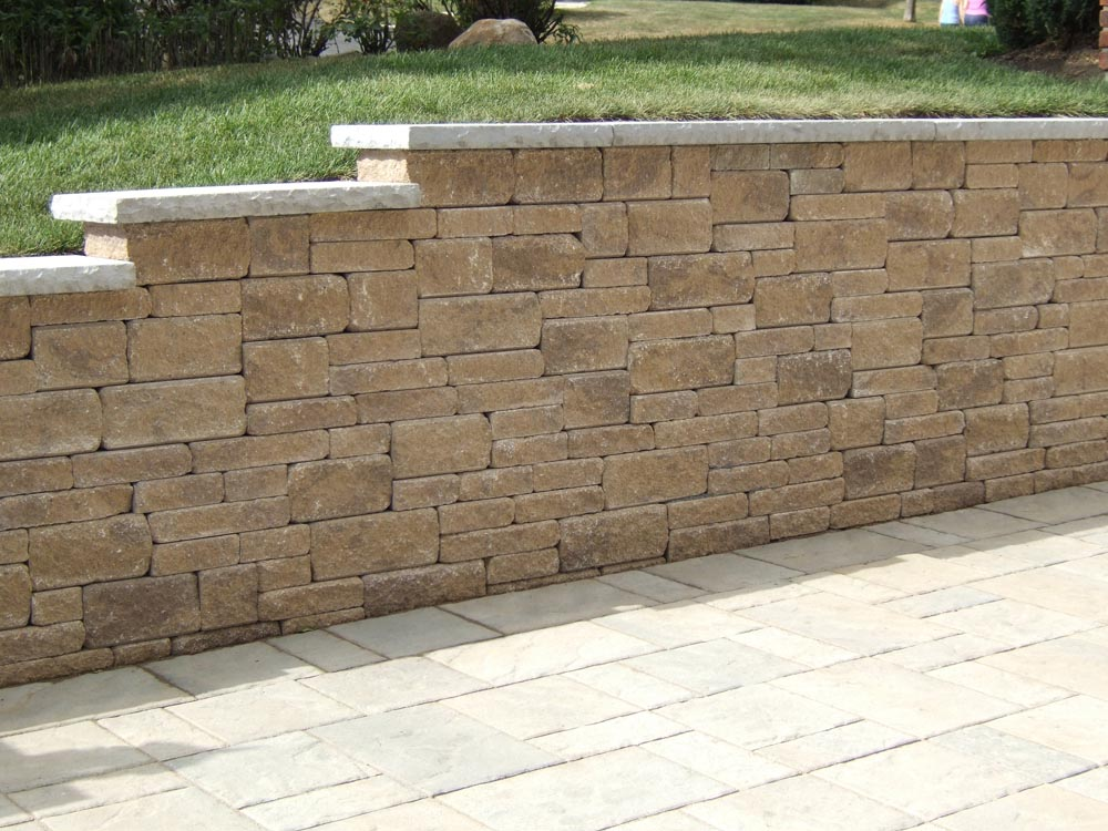 Orleans Retaining Walls